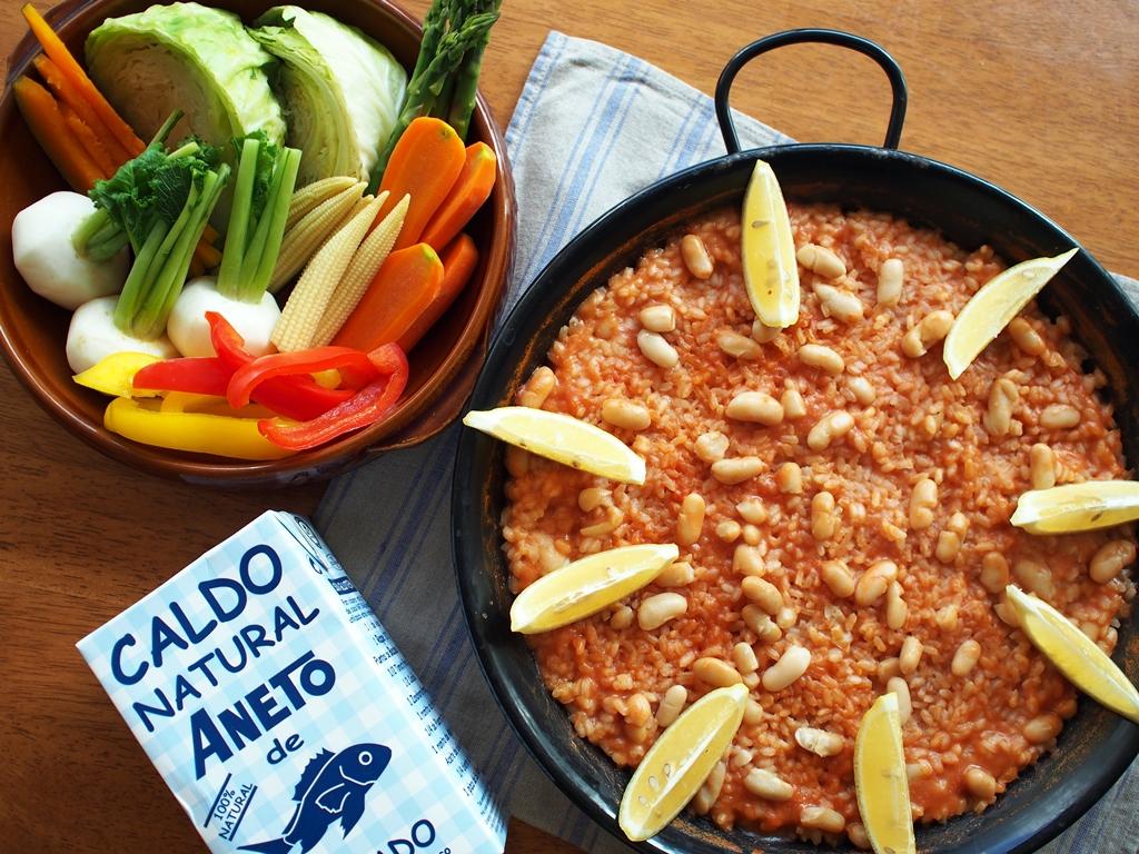 スペインの漁師料理「アロス・ア・バンダ」Arroz a banda