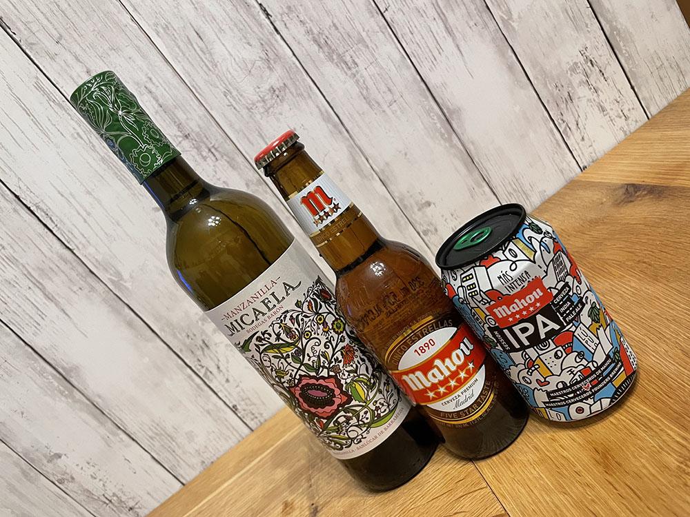 スペインビールの次は何飲みますか?