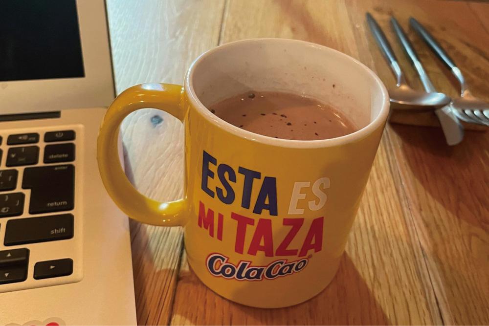 スペインの国民的ドリンク「ColaCao」のお話